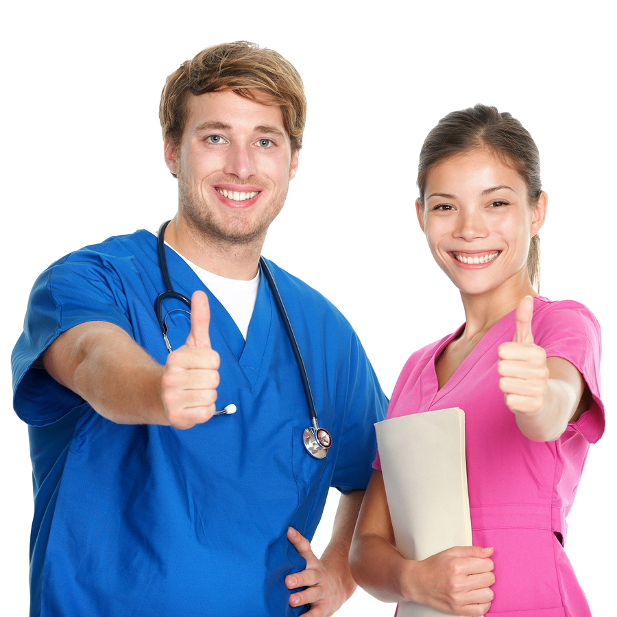 male-and-female-nurse